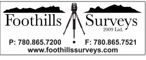 Foothills Building Sign Layout